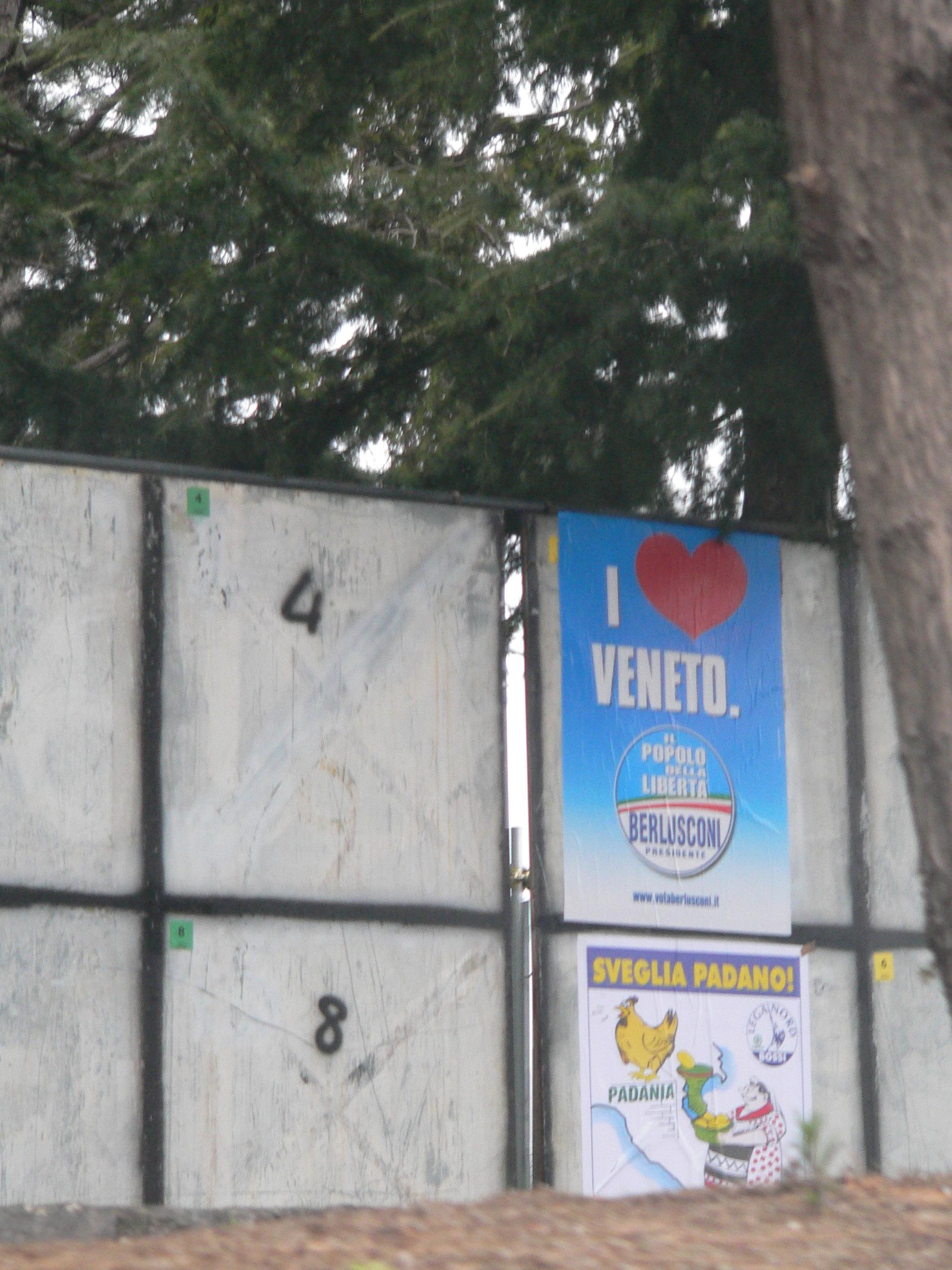 I love Veneto