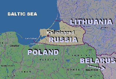 Koenigsberg - Kaliningrad