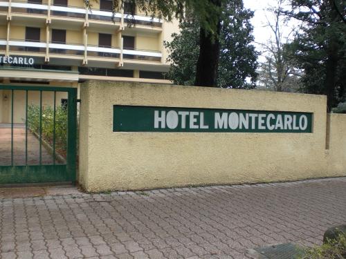 Hotel Montecarlo a Montegrotto Terme