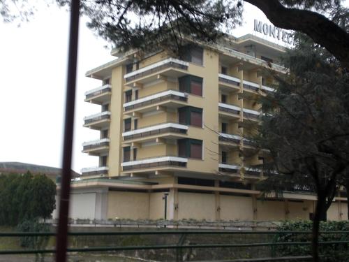 L'Hotel Montecarlo di Montegrotto Terme