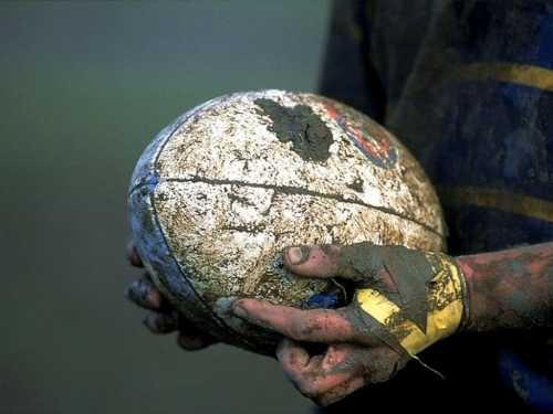 rugby-pallone