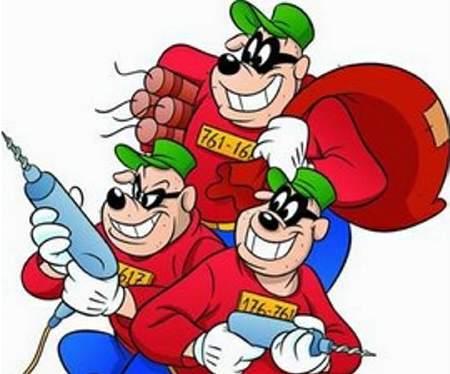 Arrivano i politici italiani in Veneto, tocchiamo ferro e nascondiamo il portafogli!